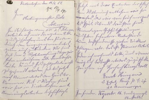 Akte S 5849_1914_09_16_Dankschreiben