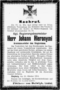 19141016_AnzeigeHieronymi_349