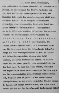 Einführung Brotbuch März 1915