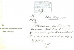 Korschenbroich 1A-2110 13-02-1915