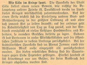 Sparkasse, 1915-03-01