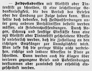 19150905_Feldpostadressen_69