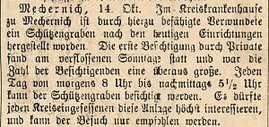 16101915 schützengraben