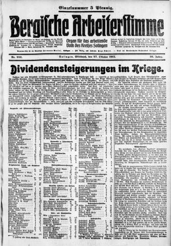 BAST_27_10_1915_A(Titelseite)