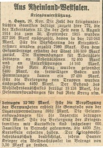 30.11. Haan 1915