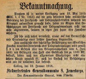19021916beschädigungfernsprecher