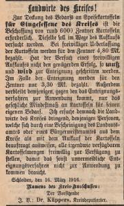 18031916 kartoffeln