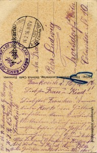 19160213_KarteLudwig_LeihgabeEhlen_Rückseite