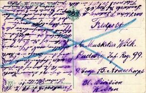 19160214_KarteLudwig_LeihgabeEhlen_Rückseite