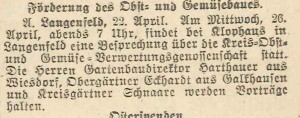 22.4. Langenfeld