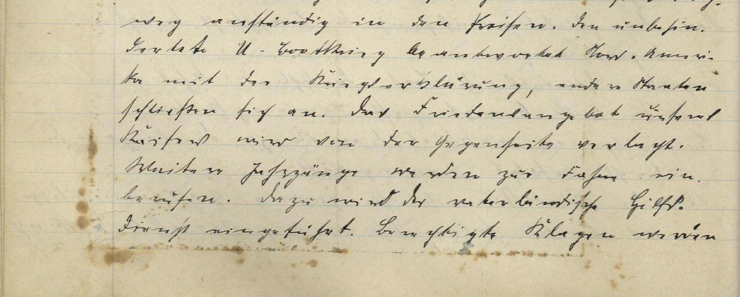 April 2017 1914 1918 Ein Rheinisches Tagebuch