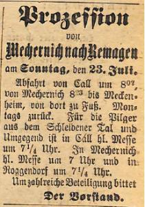 15071916 prozession