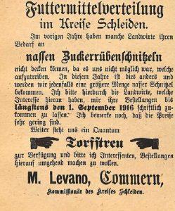 19081619 Futtermittelverteilung
