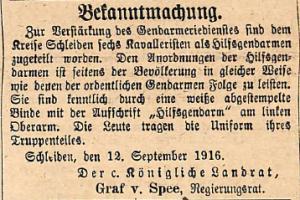 16091916 gendarmerie