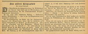 Der Kranz 19161001 Nr 19 S 149