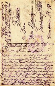 19161018_karteludwig_leihgabeehlen_rueckseite