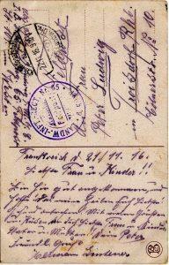 19161121_karteludwig_leihgabeehlen_rueckseite