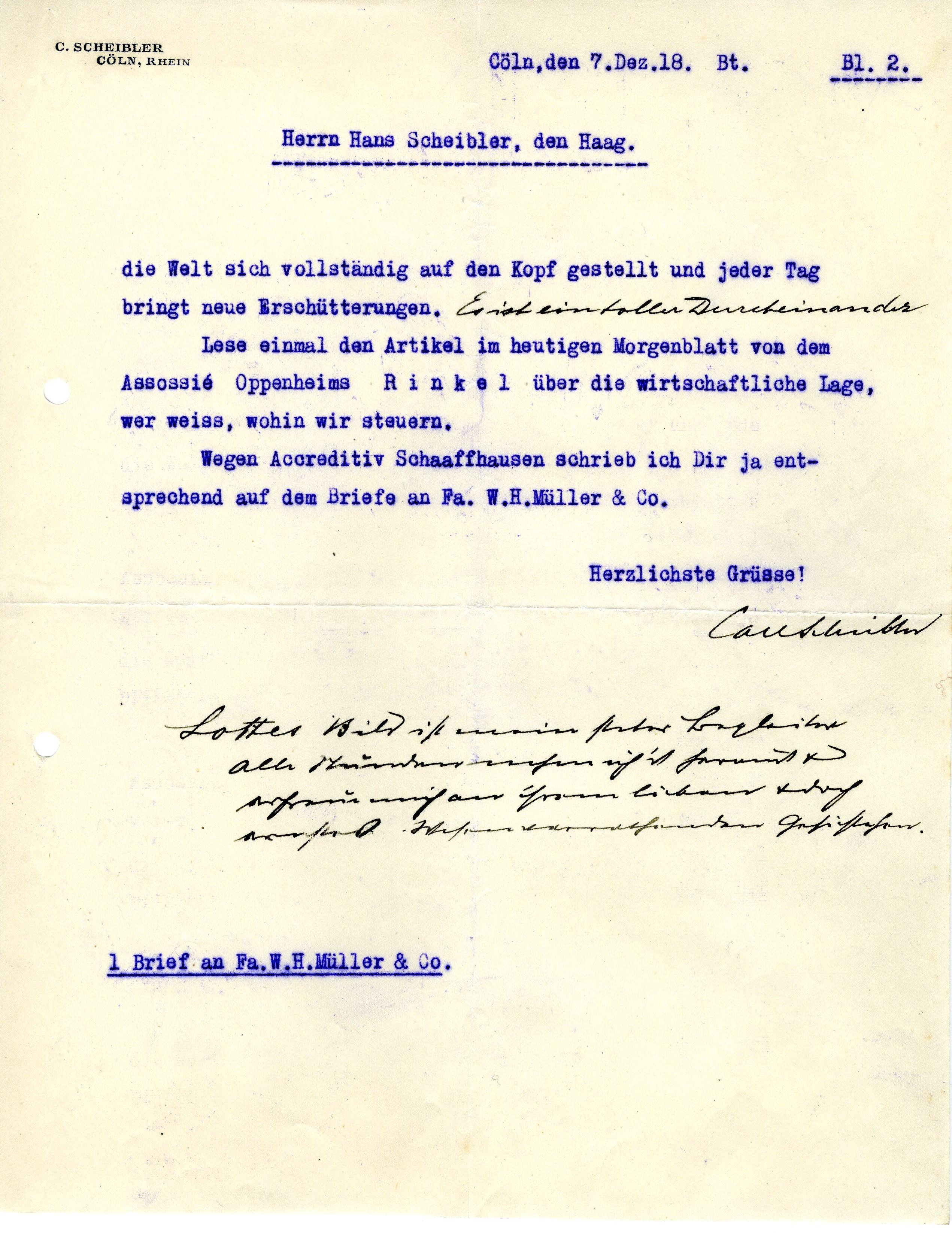 Artikel Insgesamt 1914 1918 Ein Rheinisches Tagebuch Seite 19